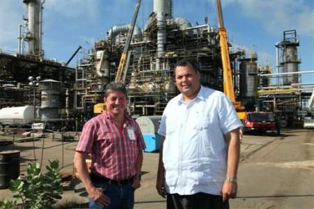 Asjes: geen energie in alternatieve plannen raffinaderij