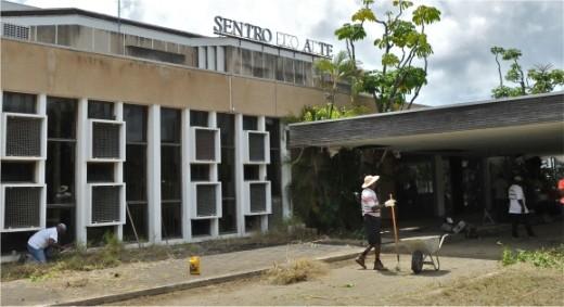 Regering wil renovatie Sentro Pro Arte | Foto Bea Moedt