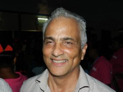 Directeur Chris Palm van het Centrum voor Jeugd en Gezin - foto: Belkis Osepa