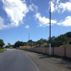 Curaçao repareert straatverlichting