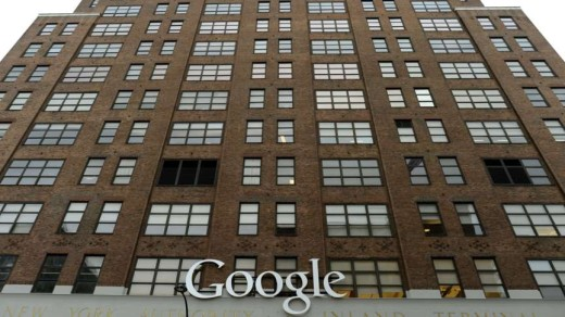Google's NYC headquarters