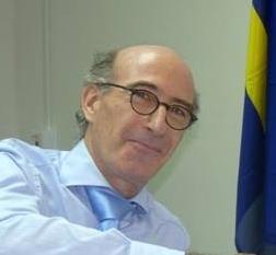 Nieuwe inspecteur van Gezondheidszorg Gersji Rodrigues Pereira   foto: Tico Vos