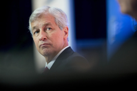 Jamie Dimon, JPMorgan Chase & Co. CEO | Photo: Bloomberg/Getty