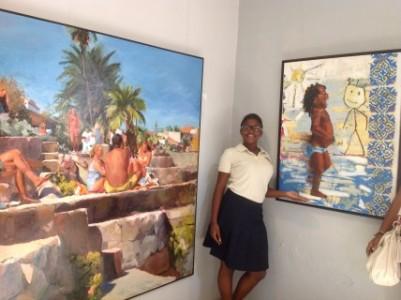 Foto-impressie van de solo-expositie van Bianca Berends. |  FOTO'S BIANCA BERENDS