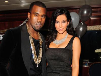 'Kanye West wordt gek van Kim Kardashians familie'