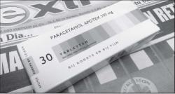 Paracetamol niet aan te slepen