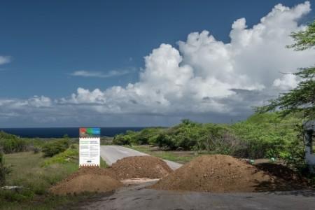 Weg naar  Shut verspert door Curaçao Airport Holding