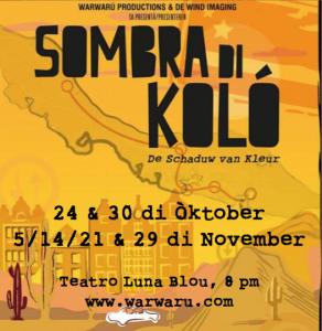 Sombra di Koló / De Schaduw van Kleur