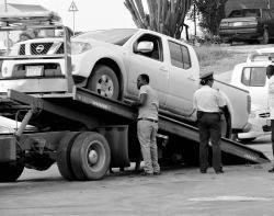 Een derde automobilisten krijgt boete | Foto: Extrá