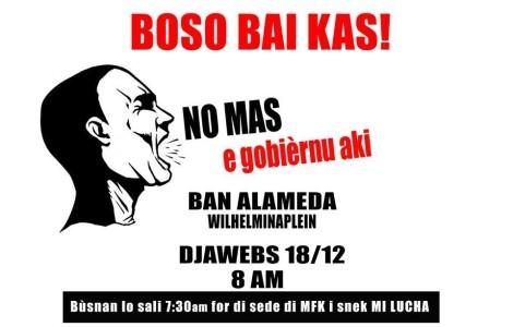Aankondiging MFK manifestatie voor 18 december 2014