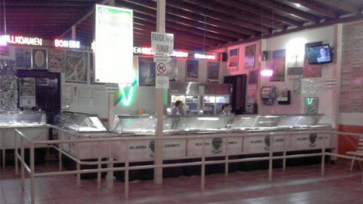 Venezuela's milk shortage closes famous ice cream shop