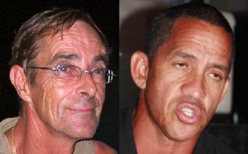 Hoofdredacteur Black Lion (Knipselkrant Curacao) vs Hoofdredacteur Lilo Sulvaran (Vigilante)