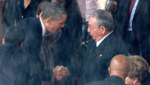 De Amerikaanse hulpverlener Alan Gross is na vijf jaar gevangenschap in Cuba terug op Amerikaanse bodem. | Getty