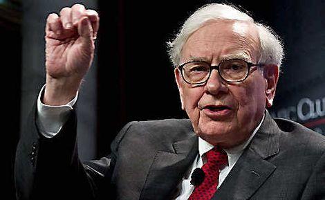 Buffett passeert Slim als één na rijkste persoon