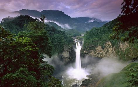 Column Vaders   Ecuador: pikant land