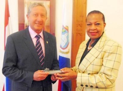Foto Regering van Sint Maarten