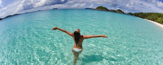Toeristen kiezen eiland met mooiste strand