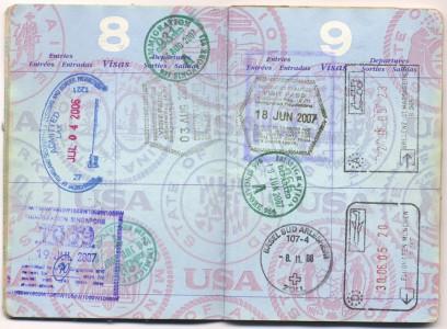 Aruba ligt dwars bij afschaf visumplicht Colombianen en Peruanen   Foto Persbureau Curacao