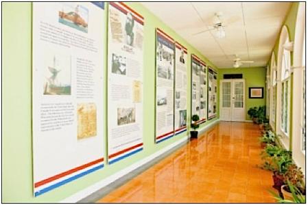 Het is deze maand 65 jaar geleden dat het Roosevelt Huis werd opgeleverd en in gebruik genomen. Ter gelegenheid daarvan is er een expositie.