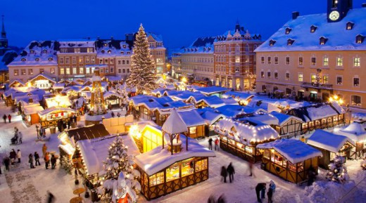 München-kerstmarkt