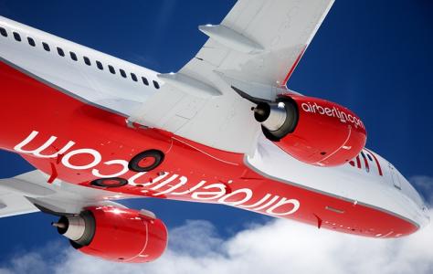 Air Berlin wants 2.6 million euros for addition flights