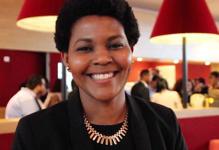 Aisha Doran, de nieuwe voorzitter van stichting Passaat. | foto: John Samson