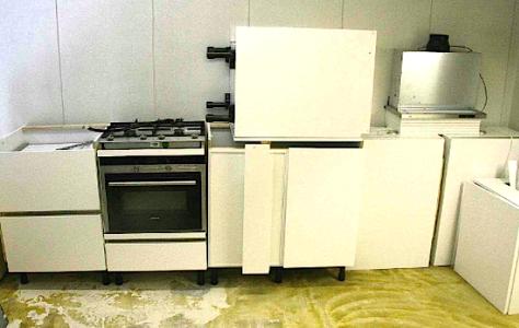 Amigoe: Keuken Curaçaohuis klaar voor verhuizing