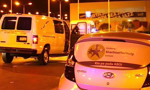 De zeven gewonde omstanders van de schietpartij op Hato zullen een vordering indienen tegen de vijf verdachten | Foto: José de Bruin