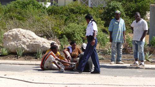 Illegalen aangehouden tijdens controle openbaar vervoer