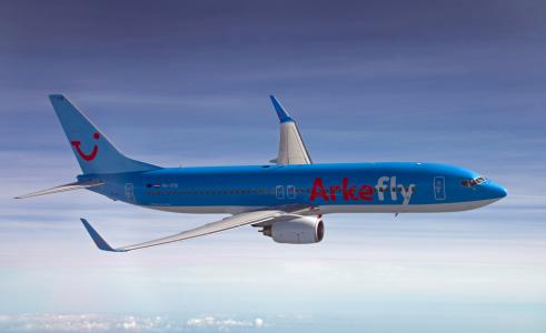 Overleg over Arke-vluchten vanaf Eindhoven nog gaande