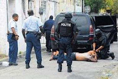 Elf Venezolanen aangehouden tijdens huiszoeking
