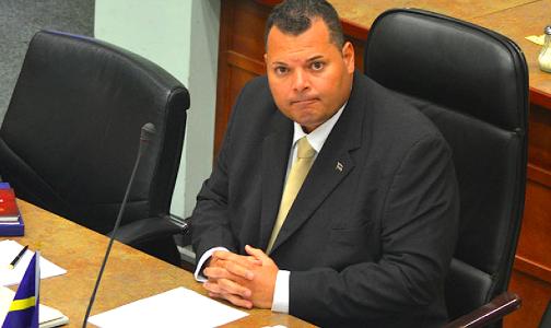 Asjes: 'Lekken nieuwe belastingwet niet erg' | Foto Persbureau Curacao