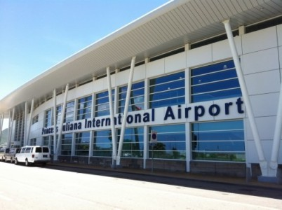 Luchthaven Sint Maarten is gewoon open