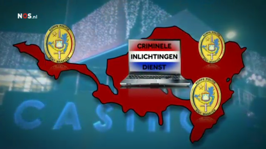 Sint Maarten CID criminele inlichtingendienst RST en Marrechaussee zonder politiekorps KPSM