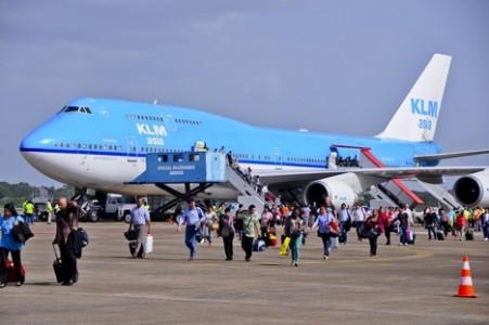 KLM-Suriname