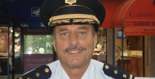 Korpschef Peter de Witte