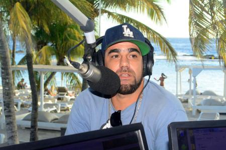 Ramon Janga, beter bekend als Chicoloco | Foto Persbureau Curacao