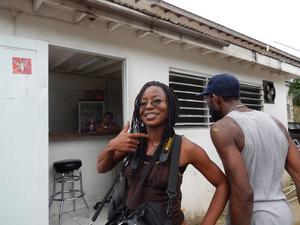 Blogger Judith Roumou