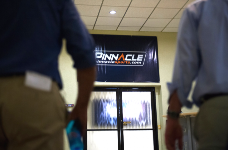 Pinnacle's main office at the Holiday Beach Hotel and Casino in Willemstad, Curaçao.