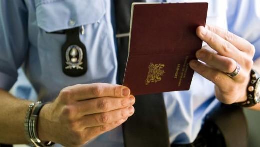 paspoort-vals