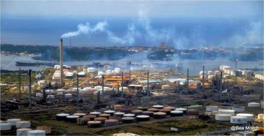 Leasecontract Refineria Isla niet verlengd | | Foto Bea Moedt