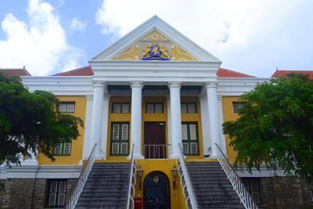 Politie en justitie vragen het publiek aandacht voor twee zaken | Foto Persbureau Curacao