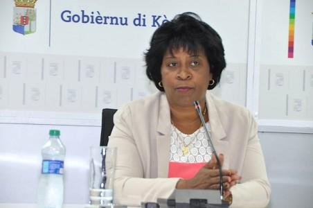 Minister Larmonie-Cecilia ta keda trankil