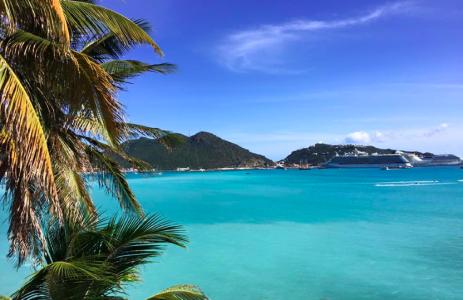 Kamer bemoeit zich met grensgeschil Sint Maarten