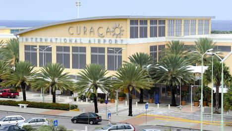 De luchthaven van Curaçao | ANP