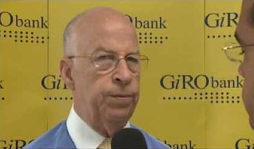 Ex girobankdirecteur Eric Garcia aangehouden wegens verduistering