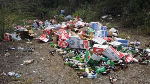 15 miljoen aan afvalstoffenbelasting niet geïnd