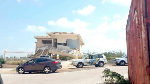 Man vernielt eigen huis om bankverkoop te verhinderen | La Prensa