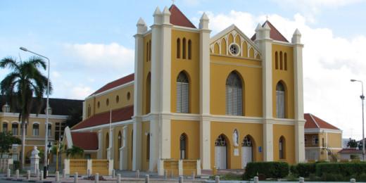 Kathedraal van Pietermaai op Curacao | Foto: Bisdom Willemstad