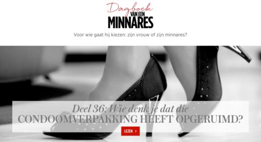 Dagboek van een minnares is het verhaal van een vrouw die bewust kiest voor de buitenechtelijke liefde. Voor wie gaat hij kiezen: zijn vrouw of zijn minnares?